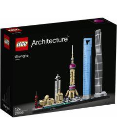 LEGO ARCHITECTURE - SHANGHAI
