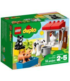 LEGO DUPLO - ANIMALI DELLA FATTORIA