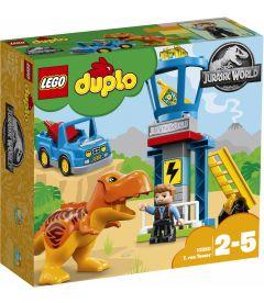 LEGO DUPLO - JURASSIC WORLD LA TORRE DEL T-REX