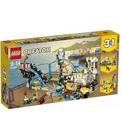 LEGO CREATOR - MONTAGNE RUSSE DEI PIRATI