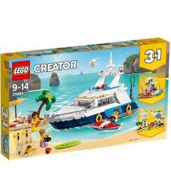 LEGO CREATOR - AVVENTURE IN MARE
