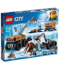 LEGO CITY - BASE MOBILE DI ESPLORAZIONE ARTICA