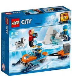 LEGO CITY - TEAM DI ESPLORAZIONE ARTICO