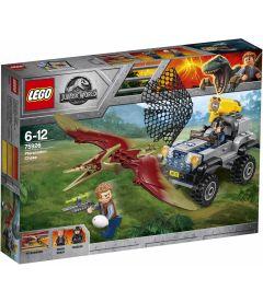 LEGO JURASSIC WORLD - INSEGUIMENTO DELLO PTERANODONTE
