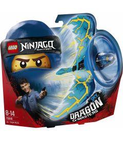 LEGO NINJAGO - JAY MAESTRO DRAGONE