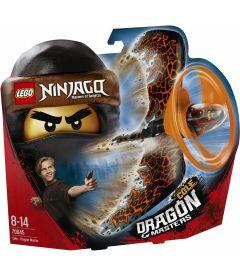 LEGO NINJAGO - COLE MAESTRO DRAGONE