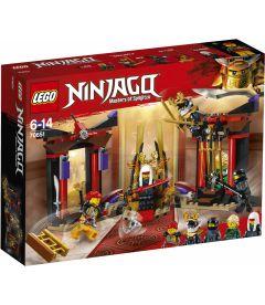 LEGO NINJAGO - DUELLO NELLA SALA DEL TRONO
