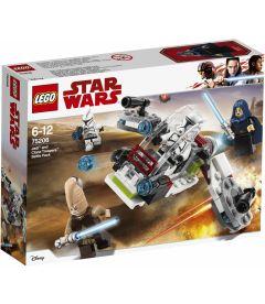 LEGO STAR WARS - BATTLE PACK JEDI E CLONE TROOPERS