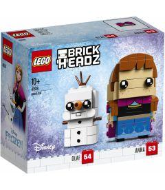 LEGO BRICKHEADZ - ANNA E OLAF