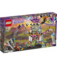 LEGO FRIENDS - LA GRANDE CORSA AL GO-KART