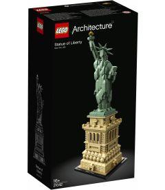 LEGO ARCHITECTURE - STATUA DELLA LIBERTA'