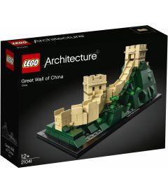 LEGO ARCHITECTURE - GRANDE MURAGLIA CINESE