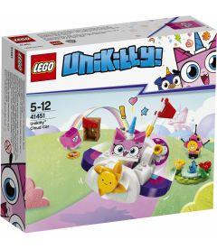 LEGO UNIKITTY - LA CLOUD CAR DI UNIKITTY