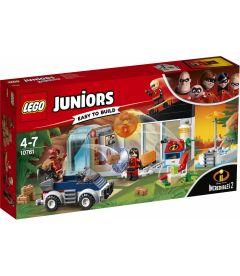 LEGO JUNIORS - INCREDIBILI 2 LA GRANDE FUGA DALLA CASA