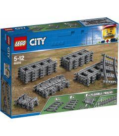 LEGO CITY - BINARI E CURVE