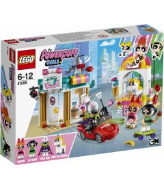 LEGO POWERPOUFF GIRLS - L'ATTACCO DI MOJO JOJO