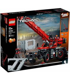 LEGO TECHNIC - GRANDE GRU MOBILE