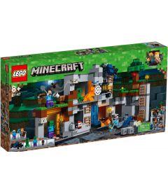 LEGO MINECRAFT - AVVENTURE CON LA BEDROCK