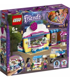 Lego Friends - Il Cupcake Cafe Di Olivia
