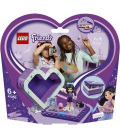 LEGO FRIENDS - SCATOLA DEL CUORE DI EMMA