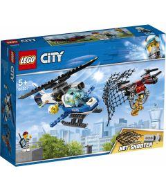 LEGO CITY - INSEGUIMENTO CON IL DRONE DELLA POLIZIA AEREA