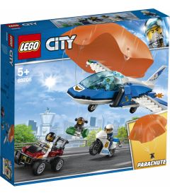 Lego City - Arresto Con Il Paracadute Della Polizia Aerea