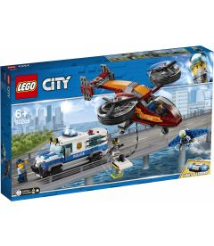 LEGO CITY - POLIZIA AEREA: FURTO DI DIAMANTI