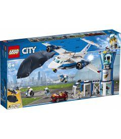 Lego City - Base Della Polizia Aerea