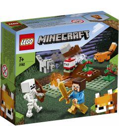 Lego Minecraft - Avventura Nella Taiga