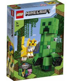 LEGO MINECRAFT - CREEPER E GATTOPARDO (MAXI FIGURE)