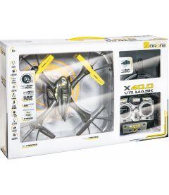 ULTRA DRONE X 40.0 VR (CON VISORE E CAMERA WIFI)
