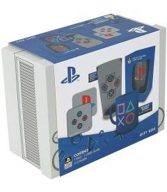 Sony - Playstation (Bicchiere, Tazza, 2 Portabicchiere)