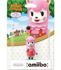 AMIIBO ANIMAL CROSSING - ALPACA