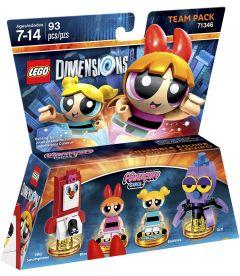 LEGO DIMENSIONS - POWERPUFF GIRL (TEAM PACK)