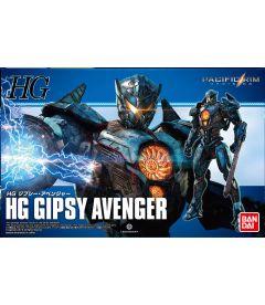 HG PACIFIC RIM GIPSY AVENGER (13 CM)