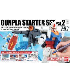 GUNPLA STARTER SET 2 (SCALA 1/144)