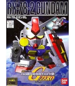 BB GUNDAM RX-78-2