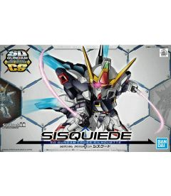 SD CROSS SILHOUETTE SISQUIEDE (8 CM)