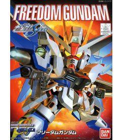 BB Gundam Freedom
