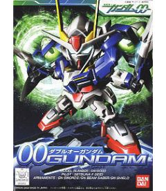 BB Gundam 00