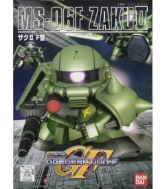 BB Zaku MS-06F