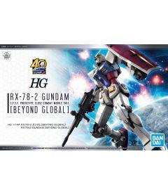 HG RX-78-2 Gundam Beyond Global (Scala 1/144)