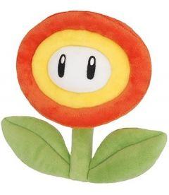 Super Mario - Fiore Di Fuoco (18 cm)