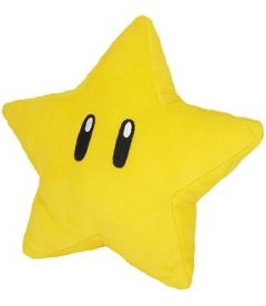 Super Mario - Super Stella (18 cm)