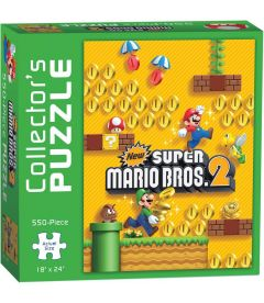 NINTENDO - NEW SUPER MARIO BROS 2 (550 PZ)