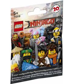 LEGO MINIFIGURES - THE LEGO NINJAGO MOVIE