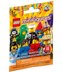 LEGO MINIFIGURES (SERIE 18)