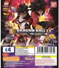 Gashapon - Dragon Ball Battle Figure Series Versus Vol. 13
