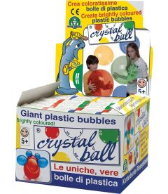 CRYSTAL BALL (COLORI VARI)