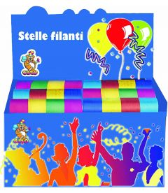 STELLE FILANTI - CARTA (20 ROTOLINI)